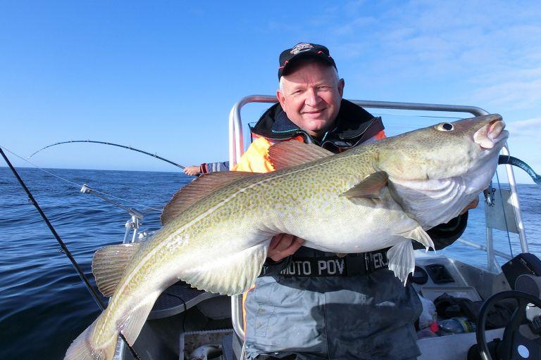 Качественная морская рыбалка в Норвегии с берега и лодки: локации, цены, улов