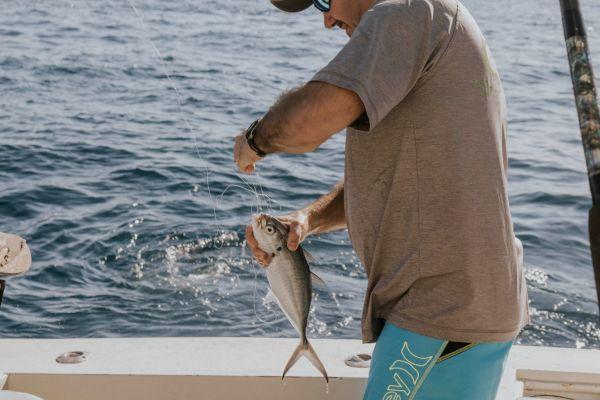 Морская рыбалка из Пафоса