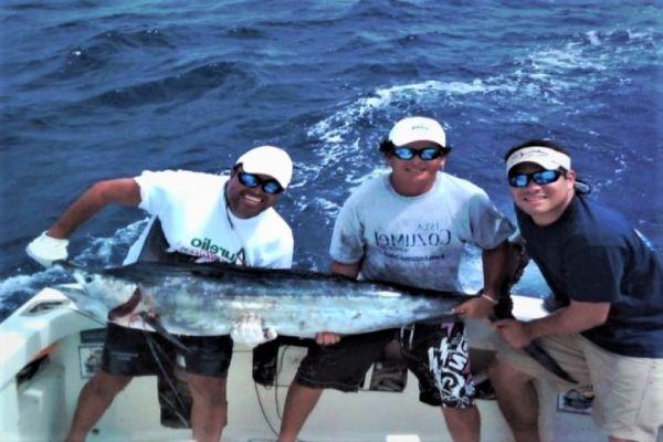 Морская рыбалка в Доминикане