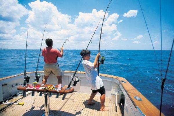 Морская рыбалка в Анталии, Сиде, Кемере (без проживания)