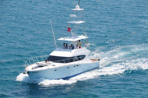 Морская глубоководная VIP рыбалка из Сиде