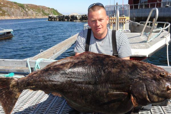 Рыбалка на острове Хитра (Квенвер)